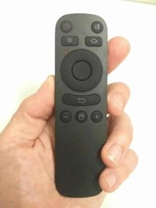 Skystream One remote