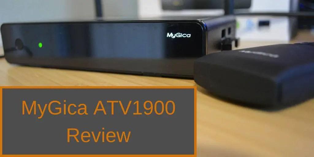 MyGica ATV1900 Pro review