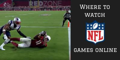Where to watch NFL games online