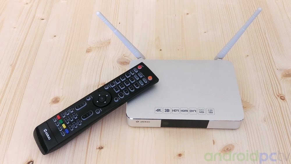 REVIEW: ZIDOO Z9S with the new Realtek RTD1296DD SoC | AndroidPCtv