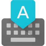 Google Keyboard Logo - Android Picks