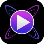 Power Media Player Logo - Android Picks