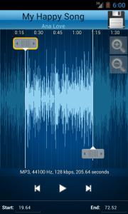 MP3 Cutter & Ringtone Maker - Android Picks
