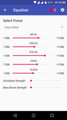 Shuttle Music Player Screenshots - Android Picks (2)