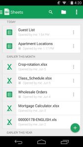 google-sheets-screenshot-android-picks