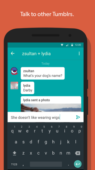 Tumblr Screenshots - Android Picks (2)