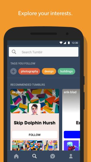 Tumblr Screenshots - Android Picks (3)