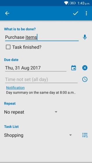 SplenDO Screenshots - Android Picks (2)