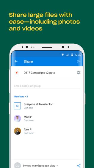 Dropbox Screenshots - Android Picks (3)