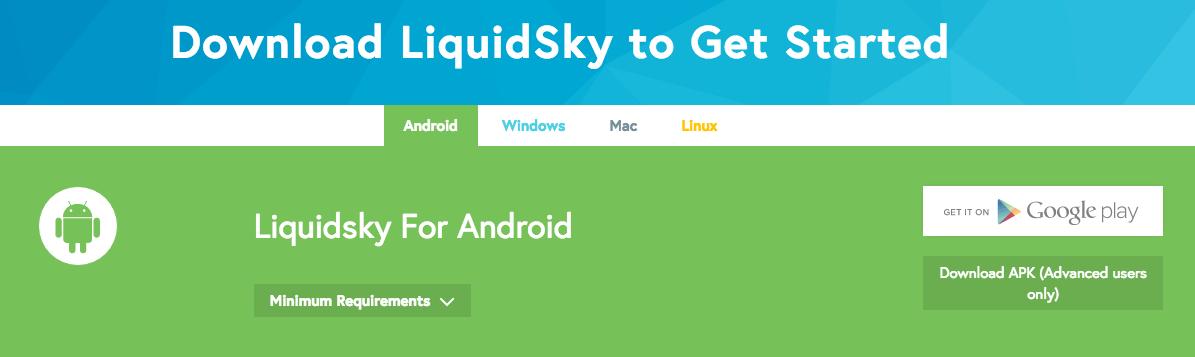 Liquid Sky Apk