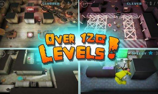 Critter Escape levels
