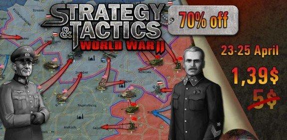Strategy & Tactics WW II on Sale at Google Play