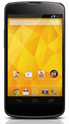 Nexus4 India
