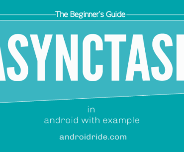asynctask in android with example - androidride.com