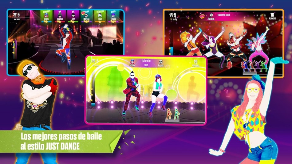 Just Dance Now Para Android - Captura