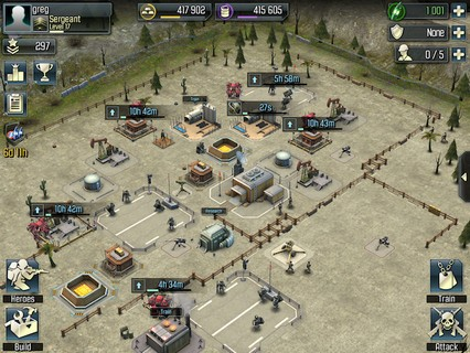 Screenshot De Call of Duty®: Heroes Para Android