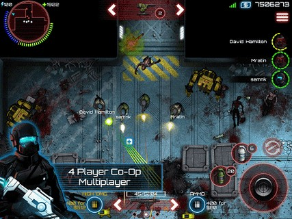 Screenshot De SAS: Zombie Assault 4 Para Android
