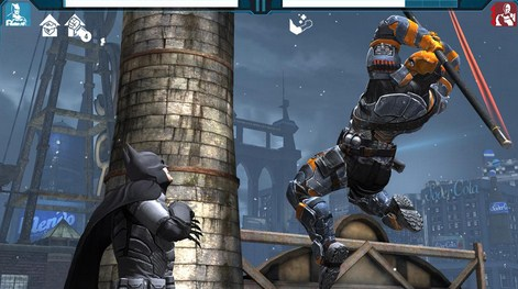 Batman: Arkham Origins Para Android - Captura