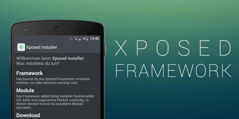 Xposed Framework para después de rootear