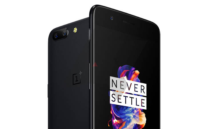 OnePlus 5 nuevo gama alta