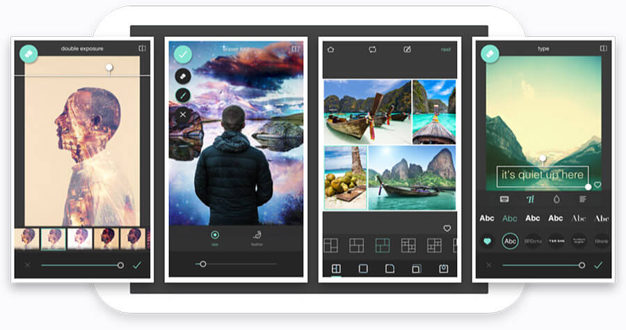 5 melhores editores de fotos para Android em 2020