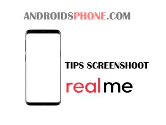 Cara Mudah Screenshoot di HP Android Realme 2