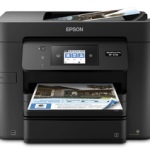 Epson WorkForce Pro WF-4734 Drivers Download