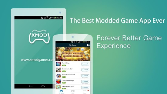 xmodgames for android
