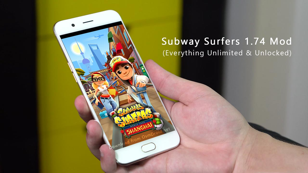 subway surfers unlimited coins apk