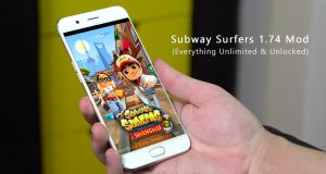 Download Subway Surfers 1.74.0 Shanghai Modded APK