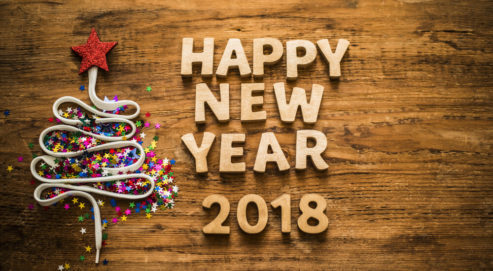 Download Happy New Year 2018 Wallpapers for Android