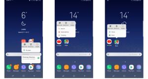 download Samsung Galaxy S8 Oreo TouchWiz Launcher