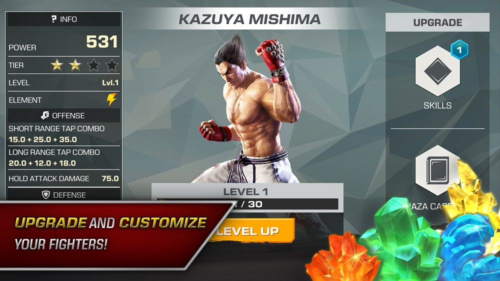 tekken for android
