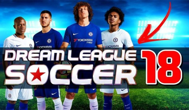 Download Dream League Soccer 2018 5.02 APK