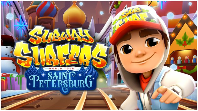 download Subway Surfers 1.80.1 APK