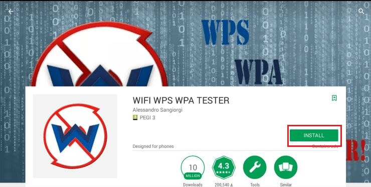 Wps pin apk free download for pc | WIFI WPS WPA TESTER For