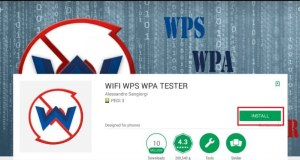 Download WIFI WPS WPA TESTER for PC