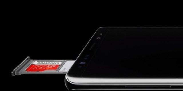 Eject SIM Tray on Galaxy S9
