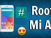 Root Xiaomi Mi A1