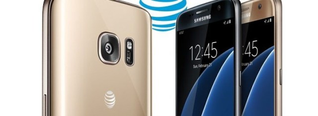 Android 8.0 Oreo on AT&T Galaxy S7 and S7 Edge