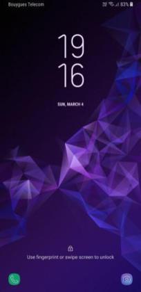 download Galaxy S9 ROM