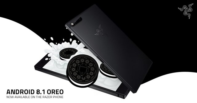 Install Official Android 8.1 Oreo On Razer Phone