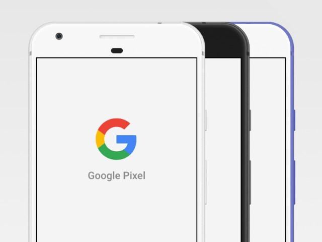Google Pixel Devices to Stock Firmware