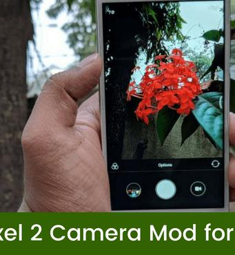 Google Pixel 2 Camera App on Redmi 5A