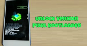 Unlock Bootloader on Verizon Google Pixel
