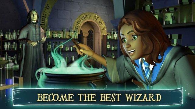 reset Harry Potter Hogwarts Mystery