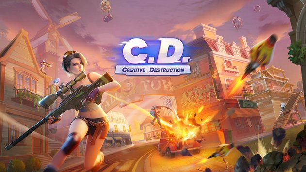 Creative Destruction has Stopped Error