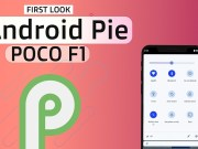 Android 9.0 Pie on Xiaomi Poco F1