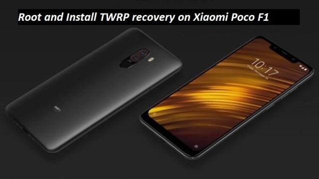 root Xiaomi Poco F1