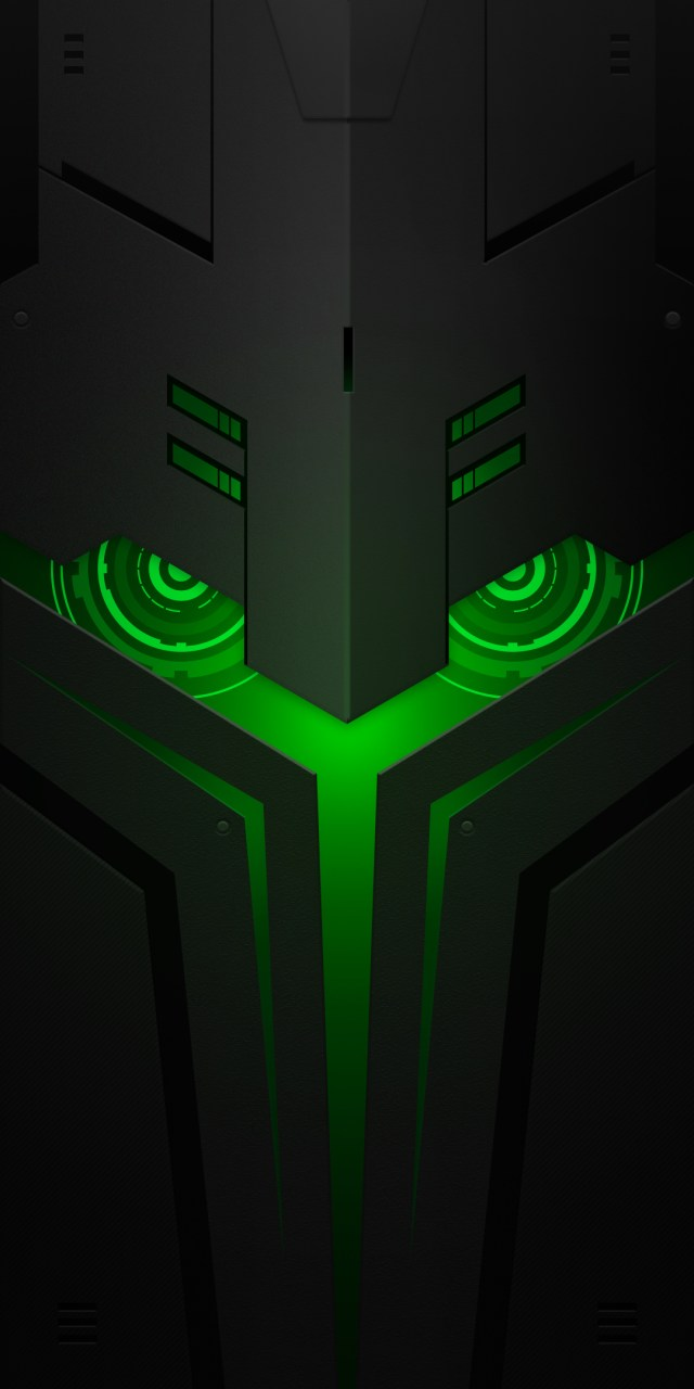 Stock Xiaomi Black Shark Helo wallpapers